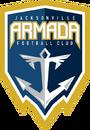 Jacksonville Armada FC logo
