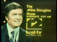 KSAT Mike Douglas ID 1979