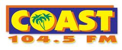 KSTT-FM Coast 104.5