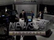 KXAN News 36 Firstcast Open 1990