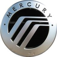 Mercury badge