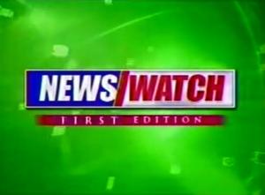NewsWatchFirstEdition2009
