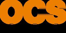 OCS OnDemand logo cmjn noir