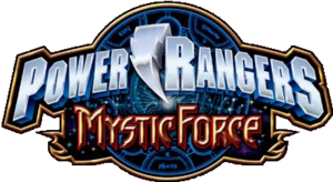 Power Rangers Mystic Force Pilot Logo