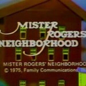 Mister Rogers Neighborhood Logopedia Fandom