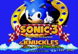 SonictheHedgehog3andKnucklestitlescreen1994