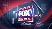 Texoma's Fox News at Nine - 2012