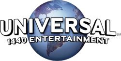 Universal 1440 Entertainment Logo