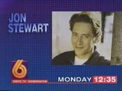 WBRC-TV Channel 6 Jon Stewart promo 1994