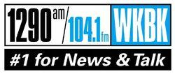 WKBK 1290 AM 104.1 FM