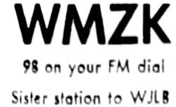 WMZK Detroit 1969