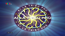 WWTBAM Vietnam (2008-2010, 2011-present)(Out commercial break, VTV3 HD 2015)