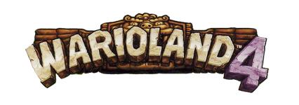 WarioLand 4 Logo