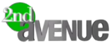 2nd Avenue 3D Logo (2007-2011)