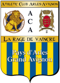 AC Arles-Avignon logo