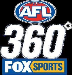 AFL 360 Logo 2010