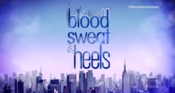 Blood Sweat & Heels