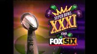 FOXSIX Postgame Show - Super Bowl XXXI