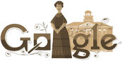 Google Aletta Jacobs' 163rd Birthday