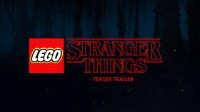 Lego Stranger Things (2019)