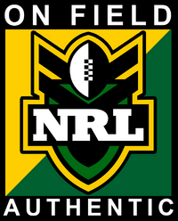 NRL Authentics Logo (1998-2003)
