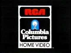 RCA Columbia Pictures Home Video Logo 1983 a