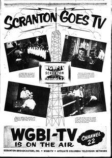 Scranton times WGBI web