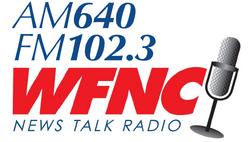 WFNC 640 AM 102.3 FM