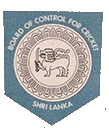 Board of Control for Cricket of Shri Lanka old logo