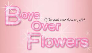 Boys Over Flowers logo