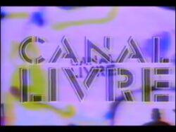 Canal Livre 1980