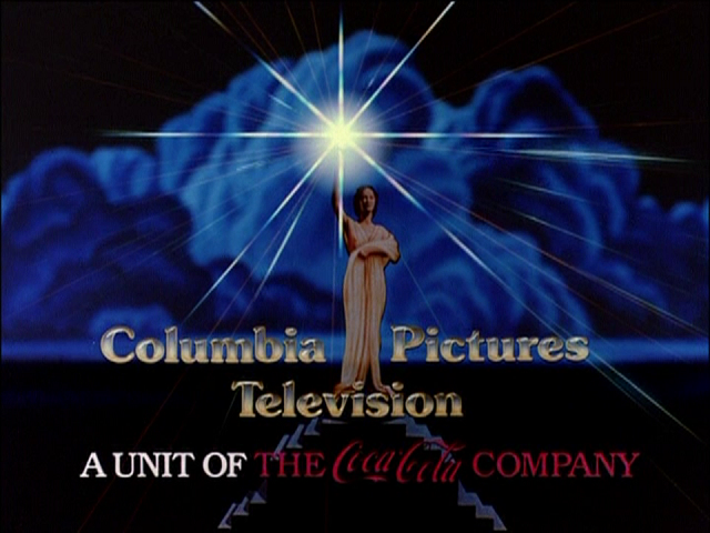 Columbia Pictures Television 1984 Coca-Cola Byline