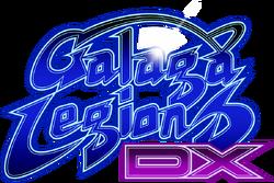 Galaga legions dxlogo