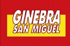 Ginebra San Miguel logo 1993