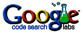 Google Code Search logo 2009