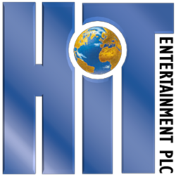 HiT Entertainment Plc 1997 Print logo