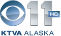 KTVA CBS Alask HD Launch logo