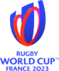 Logo Rugby World Cup France 2023