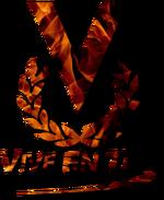 Logo de venevision - vive en ti 2001-2005 - fuego-0