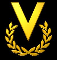 Logo de venevision 1995-2000