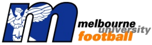 Melbourne uni football logo