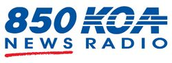 Newsradio 850 KOA