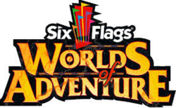 Six flags woa logo
