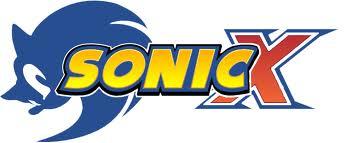 Sonic X logo