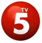 TV5 Logo April 2010
