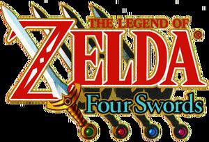 The Legend of Zelda - Four Swords