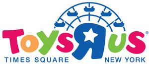 Times square r us logo