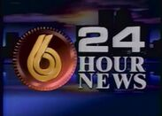 WBRC Channel 6 24 Hour News Source promo 1991