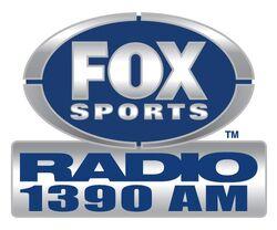 WRIG Fox Sports Radio 1390 AM