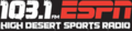 103.1 ESPN KVRG.png